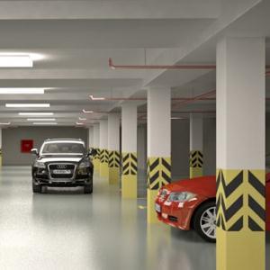 Автостоянки, паркинги Песков