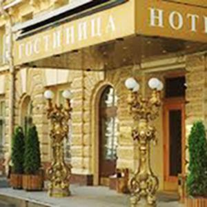 Гостиницы Песков