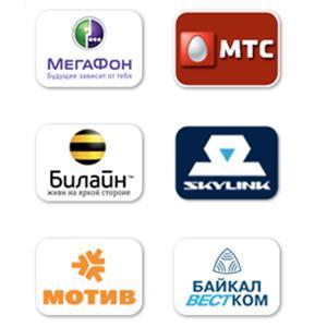 Операторы сотовой связи Песков