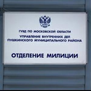 Отделения полиции Песков