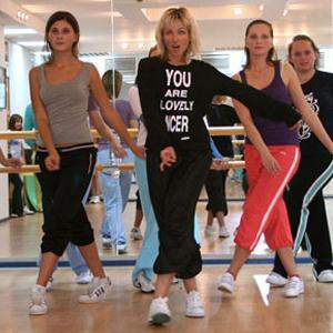 Школы танцев Песков