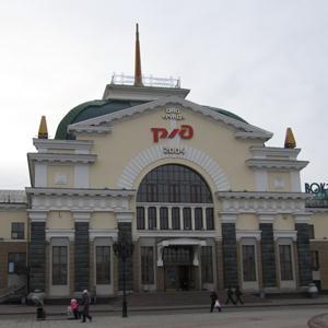 Железнодорожные вокзалы Песков